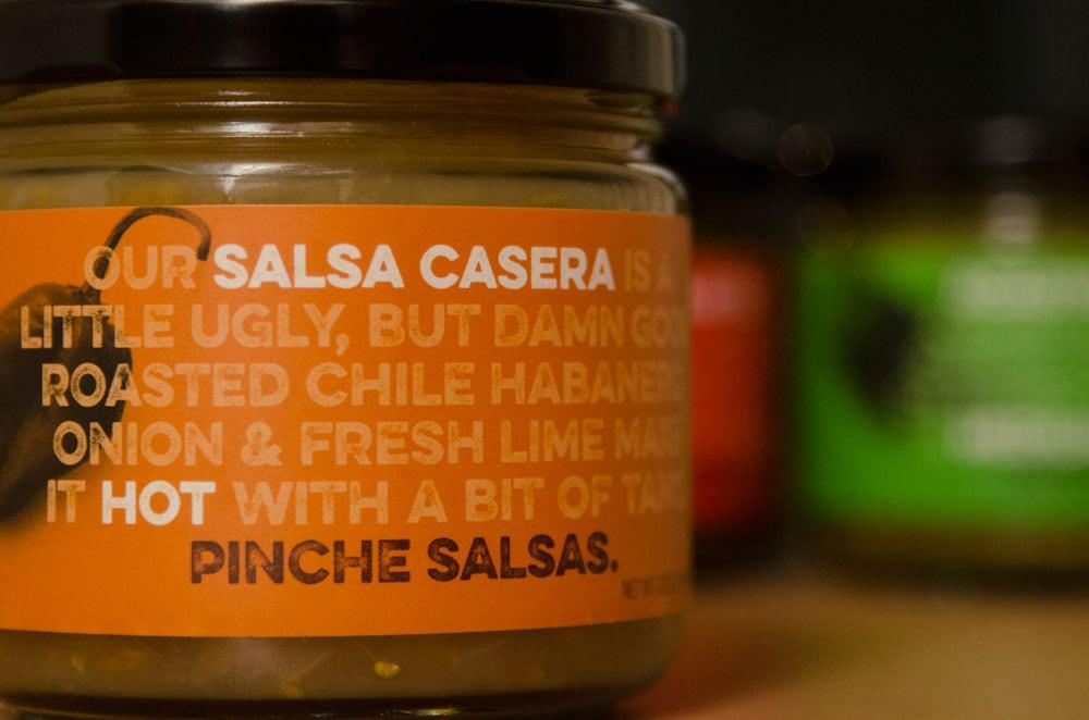 casera-salsa-label-design